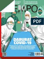20200321 - Tempo - Darurat Covid-19