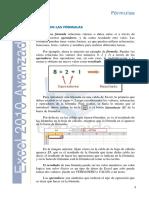 Clase 1 Formulas