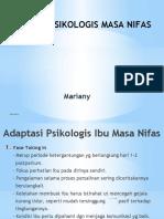 Adaptasi Psikologis Masa Nifas.pptx