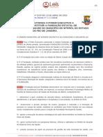 Lei Ordinaria 3133 2015 Niteroi RJ