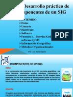 1. TEMA I - COMPONENTES DE UN SIG