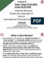 International Business-UNIT III- L6.pdf