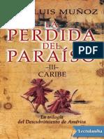 Caribe - Jose Luis Munoz.epub