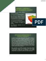 analisis y comprtamiento sismico