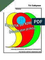 Statistik Uji Komparasi