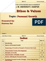 Personal Growth (Ppt) by p.rai87@Gmail