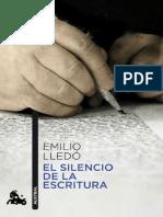 El silencio de la escritura LLEDO.pdf