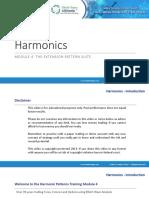 Harmonics Module 4