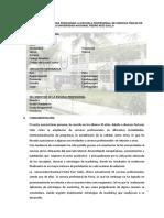 ESQUEMA DE PLAN DE MARKETING