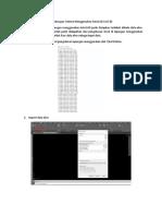 Perhitungan Volume Menggunakan AutiCAD Civil 3D.docx