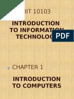 C1 - Introduction