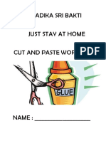 Cut and Paste Activity