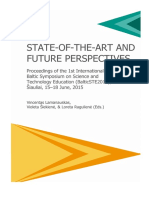 STATE-OF-THE-ART AND FUTURE PERSPECTIVES