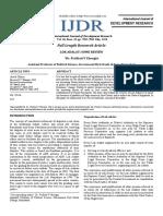 research paper on lok adalat