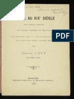 1900_Israel_au_XIX_siecle  2 SERMONES EN ROSH HASHANA