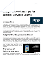 Judgment Writing Tips for Judicial Services Exams _ RostrumLegal.pdf