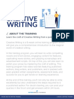 Creative Writing ToC v2