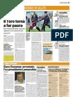 La Gazzetta Dello Sport 16-12-2010
