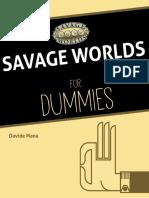 Savage Worlds for Dummies