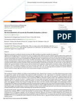 Electrical Resistivity of Concrete for Durability Evaluation_ A Review