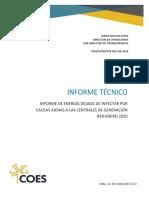Informe EDI Nº-028 Enero 2020