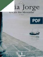 LIDIA JORGE - O Cais das Merendas.pdf