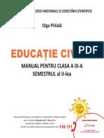 Civica Manual a IIIa Aramis Partea 2