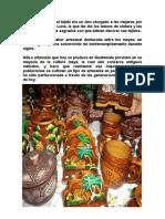 utencilios de cocina de los maya