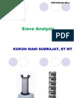 MODUL KE-4 PERHITUNGAN SIEVE ANALISIS.ppt