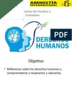 1. Amnistia internacional derechos humanos