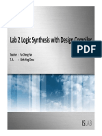 Lab2 Logic Synthesis with Design Compiler_new.pdf