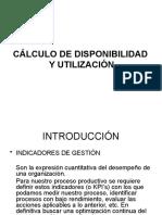 CÁLCULO INDICADORES PRODUCTIVOS