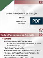 Módulo Planejamento Da Produção
