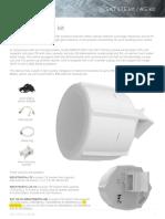 CPE MIKROTIK RBSXTR&R11e-4G-SXT 4G Kit Cat4 FDD LTE BAND 31