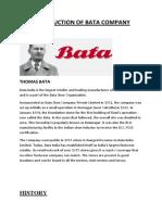 BATA COMPANY mm.docx