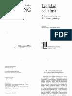 Jung, C. G. - Realidad del alma. Aplicación y progreso de la nueva psicología.pdf