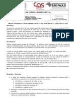 3 ANALISE QUÍMICA INSTRUMENTAL Espectrofotometria - Obtenção de Espectro de Absorção No Uv-Vis Do Ácido Acetilsalicílico - AAS