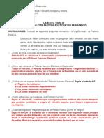 LABORATORIO DE LA LEY ELECTORAL