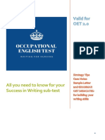 ( Book) OET WRITING.. all you need to know.pdf