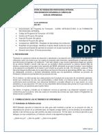 SÁBADO-DOMINGO -GFPI-F-019 GUÍA DE APRENDIZAJE EVENTO 3. INDUCCIÓN