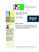 Anthony Robbins - Personal Power - Best Summaries Com.pdf