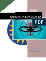 PORTAFOLIO MECANICA DE FLUIDOS 0503