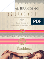 globalbranding OF GUCCI