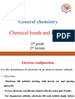 2. Chemical bonds and Energy