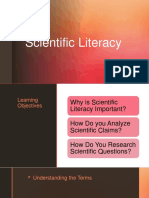 Scientific Literacy (PDF)