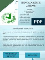 Auditoria - INDICADORES DE CALIDAD