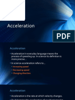 Acceleration (PDF)