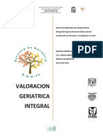 Valoracion Geriatrica Integral HGR72 1-1
