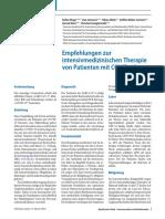 Kluge2020 Article EmpfehlungenZurIntensivmedizin