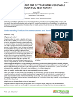 soil ph bellwork